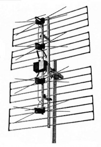 Active Electronics Antenna