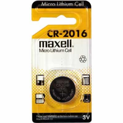 CR2016 Maxell